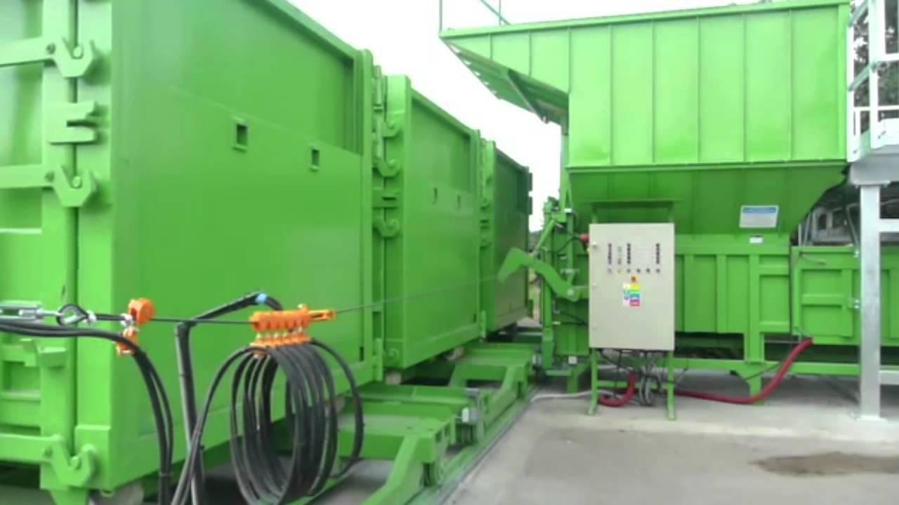Оборудование для переработки и сортировки мусора: гарантия чистоты окружающей среды