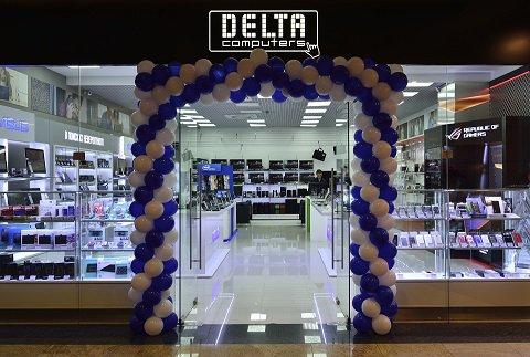 Delta Computers начал работать в «Афимолле»
