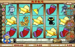 Keks: интересный слот на сайте казино