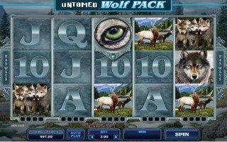 Увлекательные игровые автоматы о волках