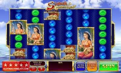 Интересные игровые автоматы о Синдбаде