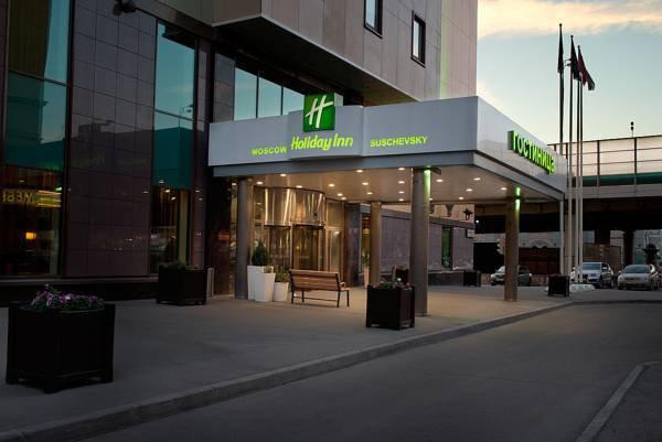 АФК «Система» присматривается к столичным отелям «Holiday Inn» Гуцериевых