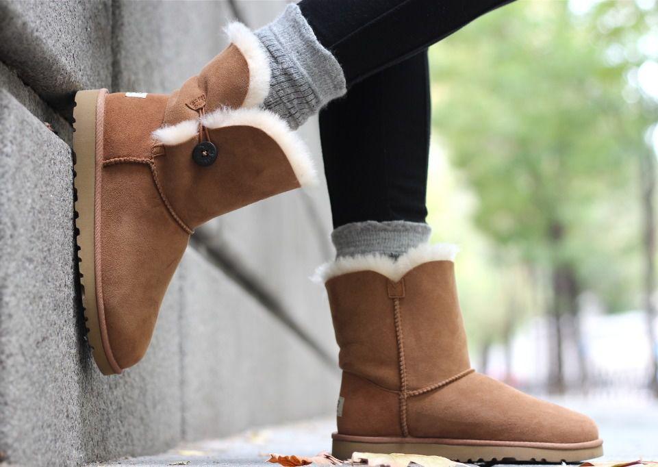 Как выглядит идеальная пара зимней обуви?