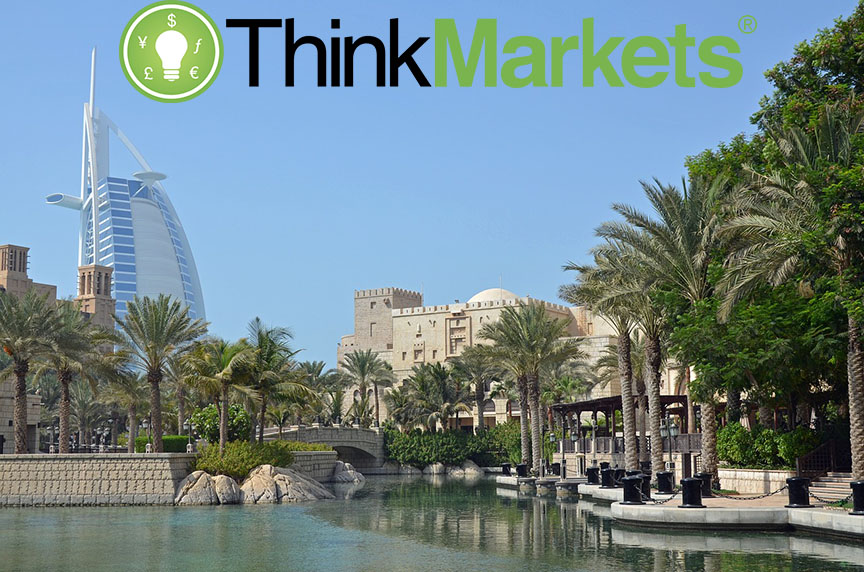 Брокер ThinkMarkets обзавелся версией сайта на арабском языке