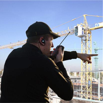 Охрана строительных объектов: гарантия надежной защиты и безопасности