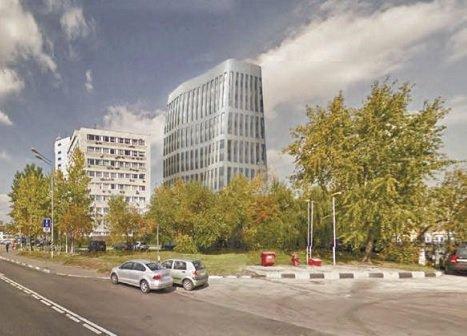 В Москве появится бизнес-центр с титановым фасадом