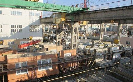 «Лидер» планирует застроить жильем территорию заводов ДСК-1