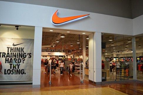 В Москве откроется флагман Nike