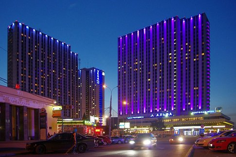 Назван ключевой драйвер роста столичных отелей