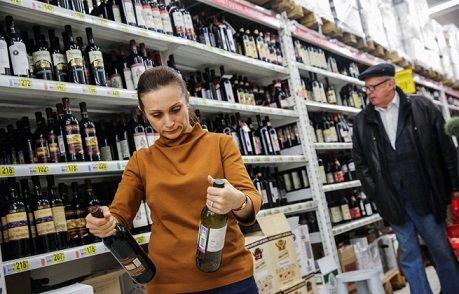 Незаконная продажа алкоголя обошлась московским торговым точкам в 10 млн рублей