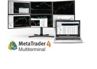 У клиентов РобоФорекс есть возможность работать на MT4 MultiTerminal