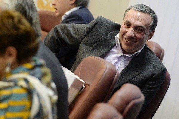 Сын Евгения Гинера оказался собственником ЦСКА