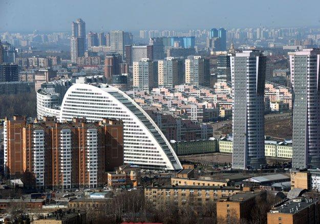Бизнес и рабочие места выведут на окраины столицы