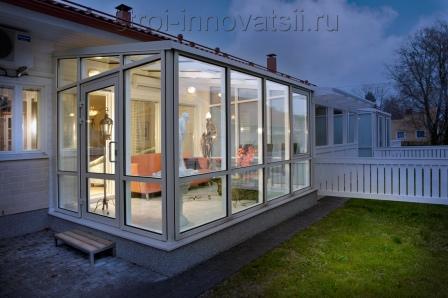 Тамбур в доме – экономить на постройке?