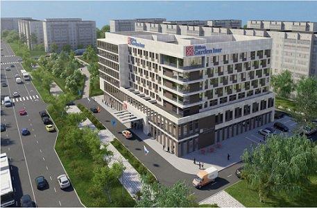 Через два года в Москве появится несколько знаковых отелей