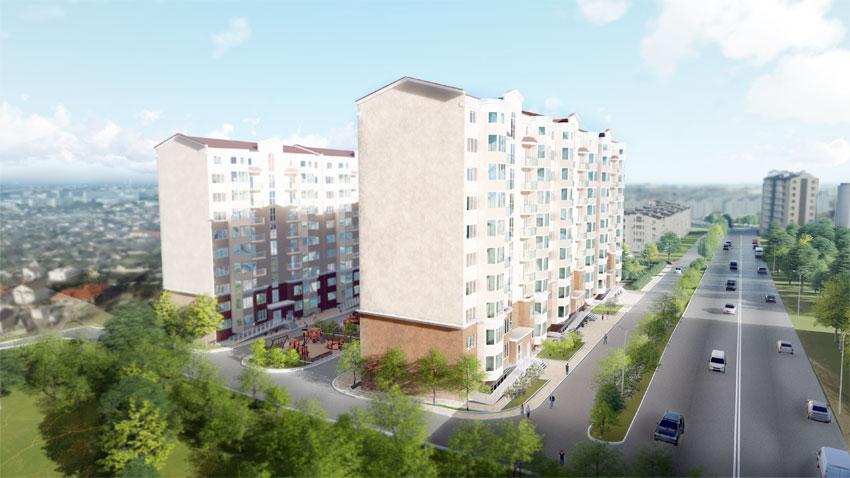 Комфортабельное жилье на берегу Черного моря  — квартиры в крымских новостройках от компании-застройщика «Севпроектмонтаж»
