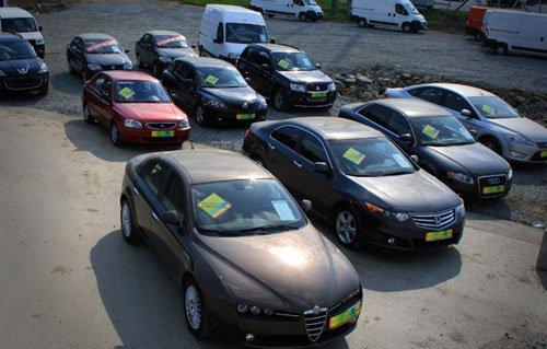 Рынок подержанных машин испытывает взлет числа мошеннических схем