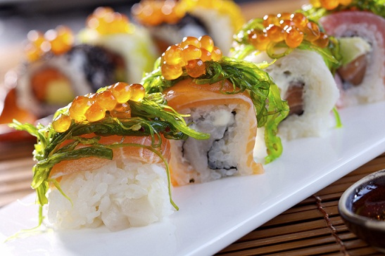 Отведать японскую кухню дома