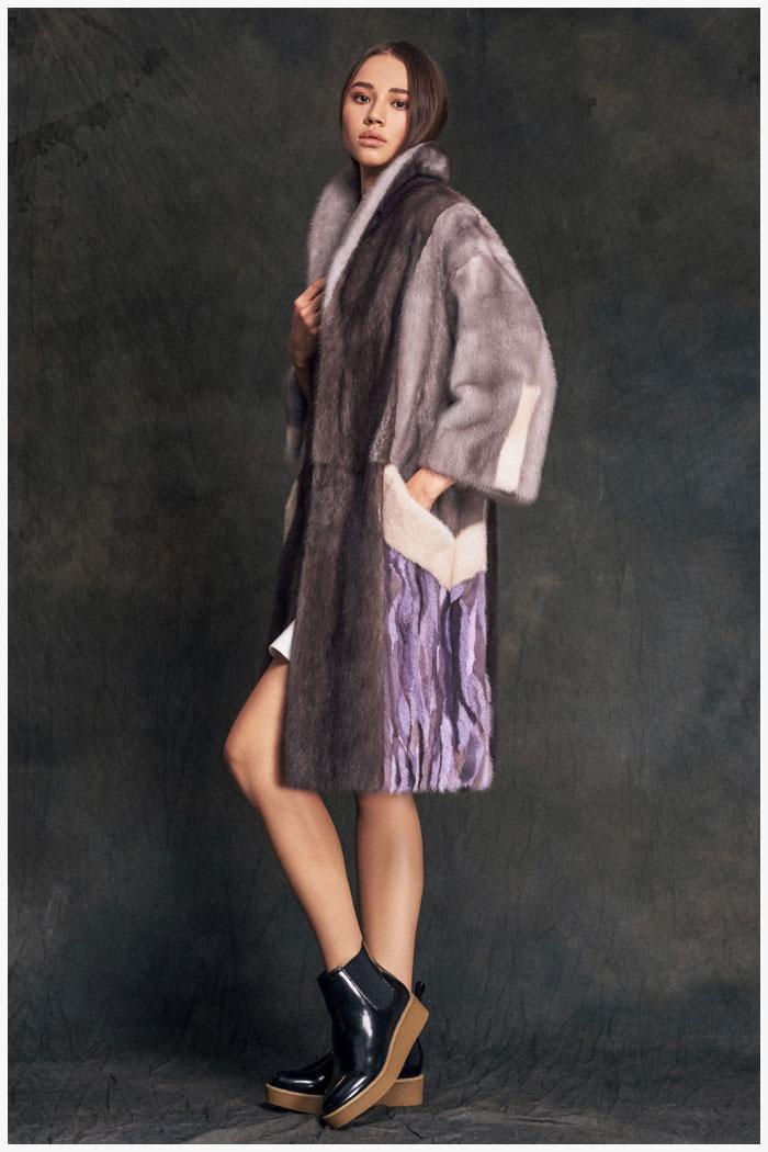 Коллекции шуб от бренда Меха-Екатерина