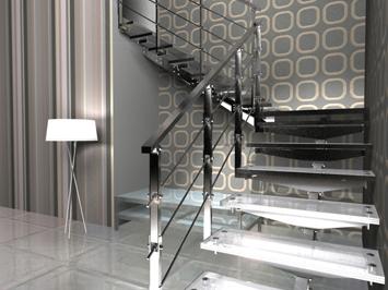 Нержавеющая сталь в производстве и дизайне интерьеров