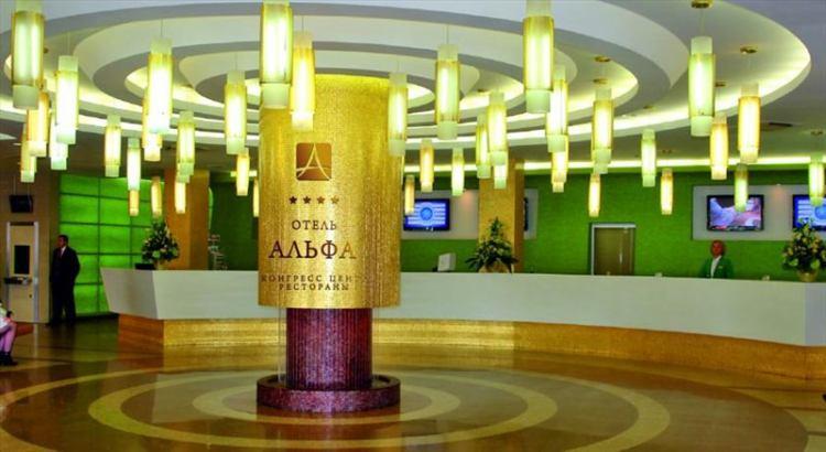 Гостиница Альфа гостиничного комплекса Измайлово