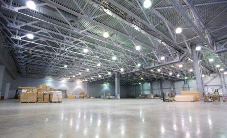 Строительство склада и ангаров в Истринском районе