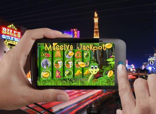 Игровые автоматы на iPhone