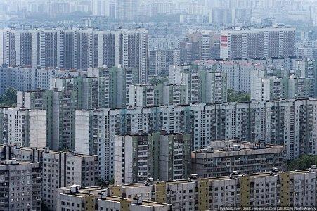 Квартиры на «вторичке» в Москве подешевели на 4,5%