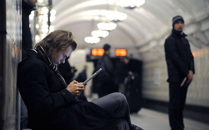Сотовую связь в метро могут временно отключить