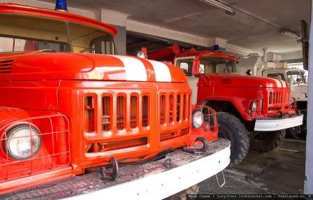 Модернизация пожарной части