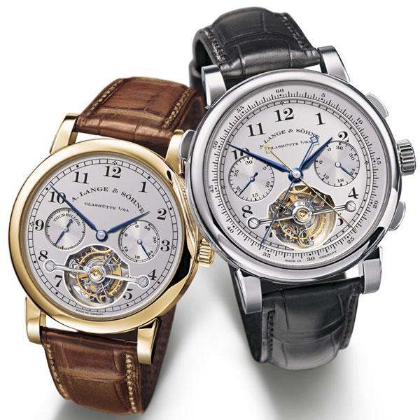 История модного бренда наручных часов A. Lange & Sohne