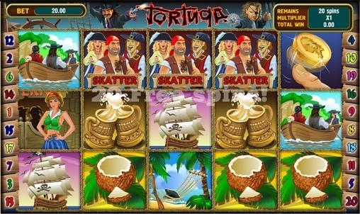 Tortuga и Barbary Coast - азартные игры о пиратах на azartnye-online-igry.com