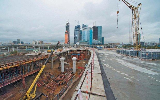 Москва увеличивает темпы дорожного строительства
