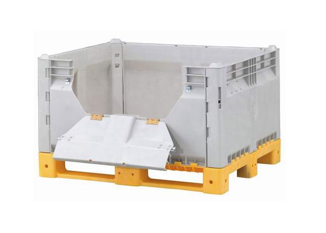 Сборно-разборный контейнер - в чем преимущество?