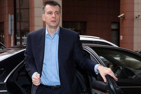 Прохоров закрыл сделку по продаже девелоперской компании ОПИН
