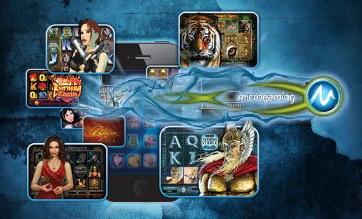 MicroGaming - один из ведущих разработчиков виртуальных игровых автоматов 777