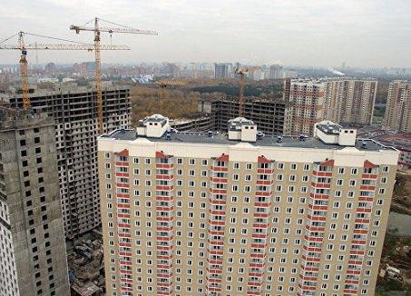 Строительство первого дома в ЖК «Эстет» будет окончено в мае