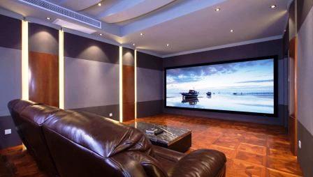 Ваш первый – домашний кинотеатр