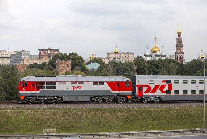 РЖД улучшит свой имидж почти за 1 млрд рублей