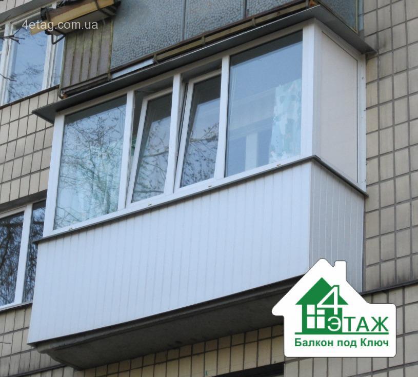 Застеклить балкон – лучшие цены и предложения