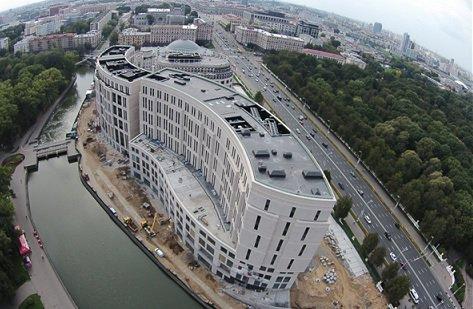 Сбербанк России планирует вложить 100 млн долларов в белорусскую недвижимость