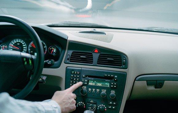 В столице проверяют новый метод передачи срочных сообщений автомобилистам
