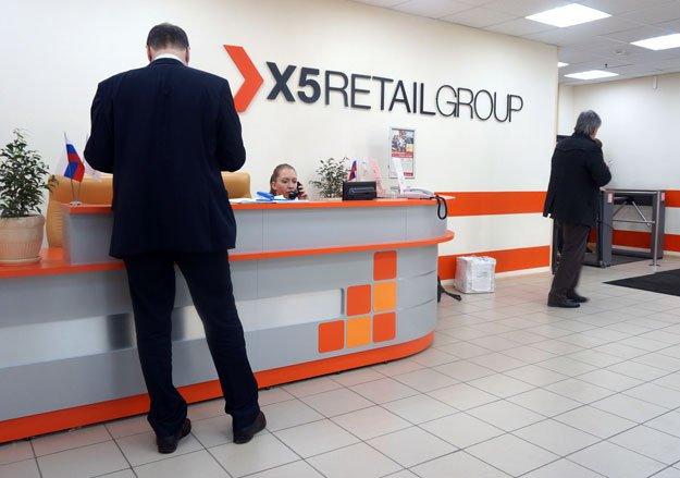 X5 вышла в лидеры среди российских ритейлеров