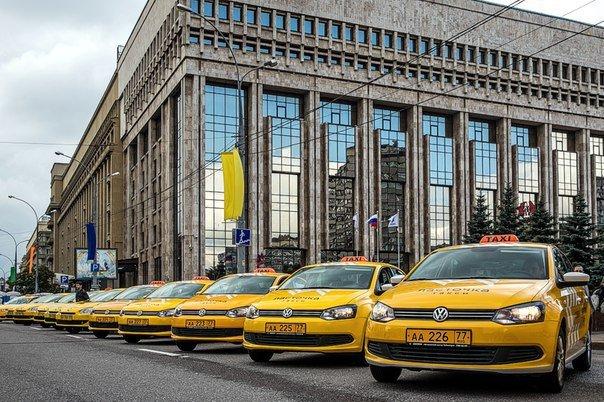 Сервисы заказа такси не хотят делиться данными с городом