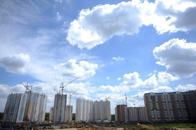 В Новой Москве хотят ограничить жилую застройку