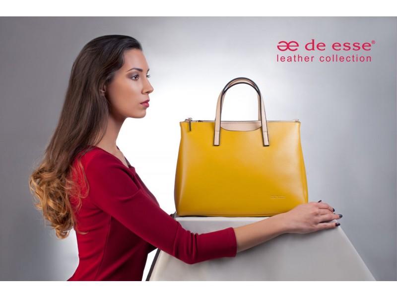 Женские сумки от de esse -  фирменное качество