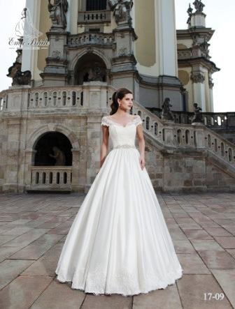 Свадебные платья от известного бренда