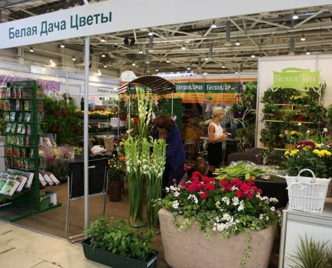 «Белая Дача» избавилась от цветочного бизнеса
