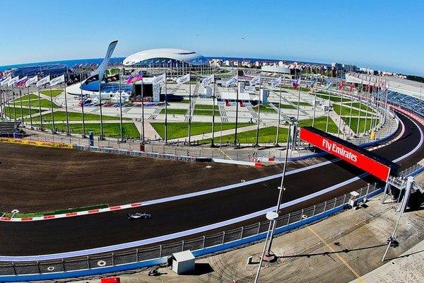 Группа ВТБ стала титульным спонсором чемпионата Formula 1 Гран-при Российской Федерации