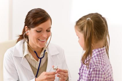 Клиника Фэнтези заслуживает доверия маленьких пациентов